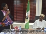 Courtesy Call by the Association of Professional Women Engineers of Nigeria (APWEN)