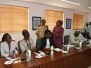 MD's Courtesy call to FRSC Headquarters Abuja